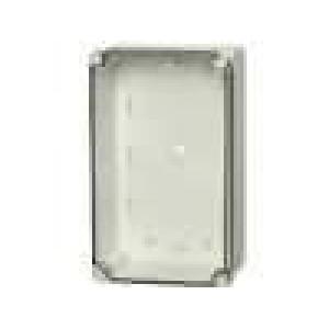 Krabička univerzální PICCOLO X:140mm Y:230mm Z:95mm polykarbonát