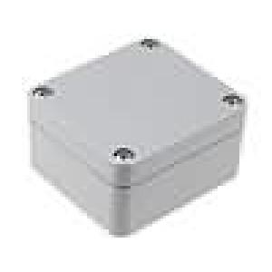 Krabička univerzální X:58mm Y:64mm Z:34mm polyamid šedá