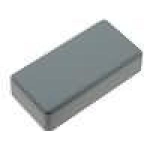 Krabička univerzální X:40mm Y:78mm Z:21mm ABS šedá