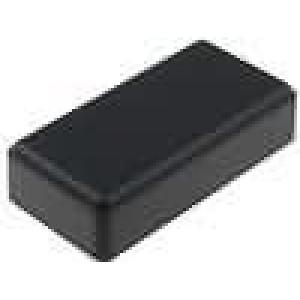 Krabička univerzální X:40mm Y:78,5mm Z:21mm ABS černá