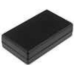 Krabička univerzální X:60mm Y:102mm Z:26mm ABS černá