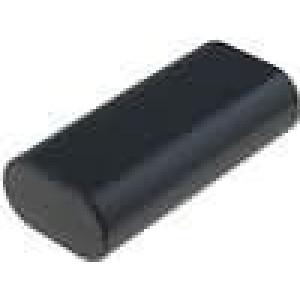 Krabička univerzální X:36mm Y:78mm Z:16mm ABS černá