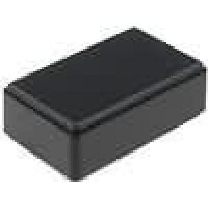 Krabička univerzální X:35mm Y:58mm Z:21mm ABS černá