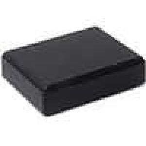 Krabička univerzální X:39mm Y:50mm Z:14mm ABS černá