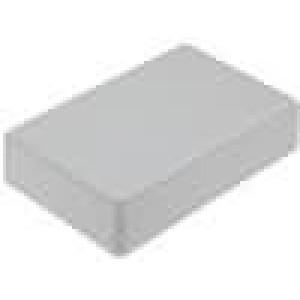 Krabička univerzální X:57mm Y:90mm Z:23mm ABS šedá