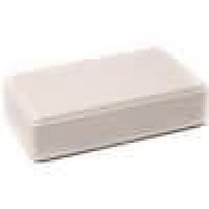 Krabička univerzální X:56mm Y:90mm Z:23mm ABS šedá