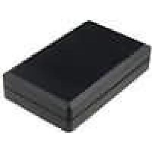 Krabička univerzální X:29,8mm Y:143mm Z:9mm ABS černá