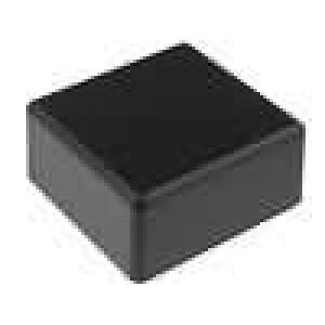 Krabička univerzální X:69mm Y:69mm Z:37mm ABS černá