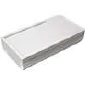 Krabička univerzální X:58mm Y:105mm Z:18,5mm ABS šedá