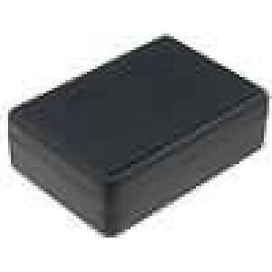 Krabička univerzální X:59,5mm Y:84mm Z:30mm polystyrén černá