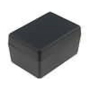 Krabička univerzální X:47mm Y:66mm Z:38mm polystyrén černá