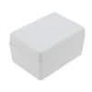 Krabička univerzální X:47mm Y:66mm Z:38mm polystyrén šedá