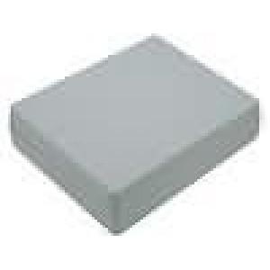Krabička univerzální X:139,5mm Y:190mm Z:47mm polystyrén šedá