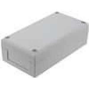 Krabička univerzální X:66mm Y:124,8mm Z:41mm polystyrén šedá