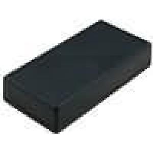 Krabička univerzální X:84,5mm Y:170mm Z:36mm polystyrén černá