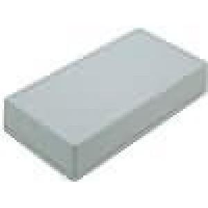 Krabička univerzální X:84,5mm Y:170mm Z:36mm polystyrén šedá