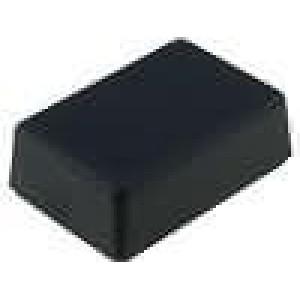 Krabička univerzální X:31,4mm Y:45,8mm Z:15,7mm polystyrén černá