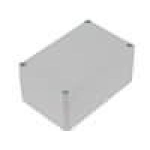 Krabička univerzální X:78,2mm Y:118,2mm Z:54,8mm polystyrén šedá