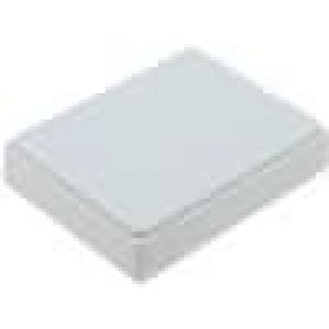Krabička univerzální X:59mm Y:76mm Z:17,5mm polystyrén šedá
