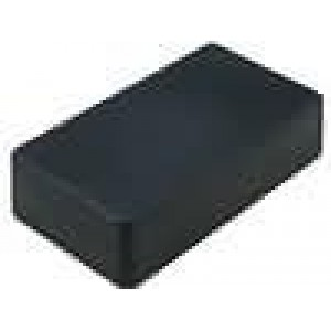 Krabička univerzální X:60mm Y:110mm Z:28mm polystyrén černá