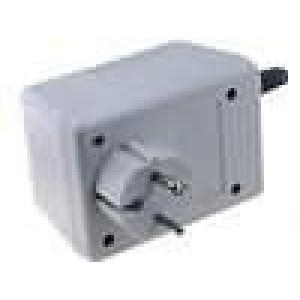 Kryt pro napájecí zdroj větraná X:65mm Y:92mm Z:57mm ABS