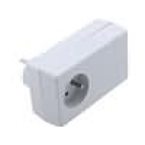 Kryt pro napájecí zdroj X:70,9mm Y:120,5mm Z:45mm polystyrén