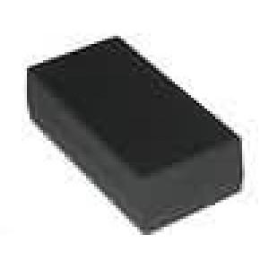 Krabička univerzální X:55mm Y:106mm Z:31,7mm polystyrén černá