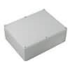 Krabička univerzální X:174mm Y:224mm Z:80mm polystyrén šedá
