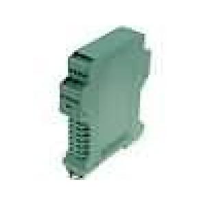 Kryt na přípojnici DIN X:22,5mm Y:100mm Z:113,5mm polyamid
