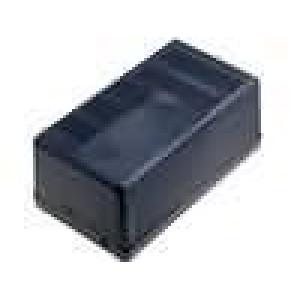 Kryt pro napájecí zdroj větraná X:100mm Y:180mm Z:73mm černá