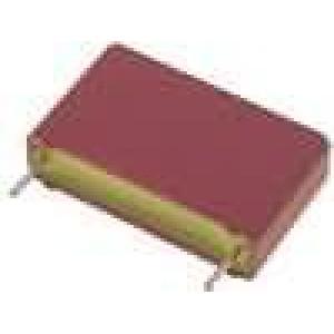 Kondenzátor polypropylénový 10nF 1,25kVDC 22,5mm