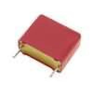 Kondenzátor polypropylénový 10nF 1,6kVDC 22,5mm ±5% 11kV/μs