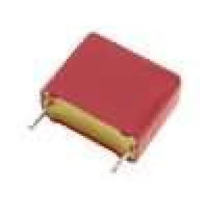 Kondenzátor polypropylénový 2,2nF 2kVDC 22,5mm ±5% -55-100°C