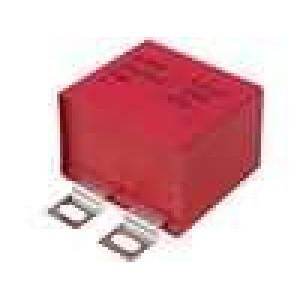 Kondenzátor polypropylénový 5uF 1kV ±20% 37x54x56mm