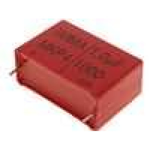 Kondenzátor polypropylénový 1uF 1kVDC 37,5mm -55-100°C