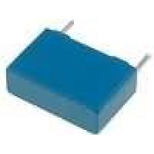 B32922C3154M Kondenzátor X2,polypropylénový 150nF 15mm ±20% 6x12x18mm
