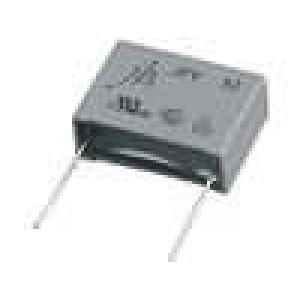JFV-100N/275-P15 Kondenzátor X2,polypropylénový 100nF 15mm 18x6x12mm