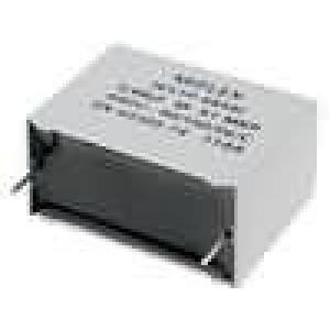 Kondenzátor X1,polypropylénový 680nF 27,5mm ±20% 31x24x14mm