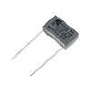 MKPX2-10NR15-D Kondenzátor X2,polypropylénový 10nF 15mm ±20% 5x11x18mm
