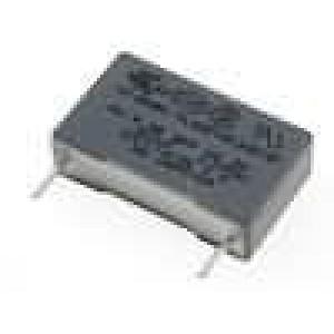 MKPX2-22NR15 Kondenzátor X2,polypropylénový 22nF 15mm ±20% 5x11x18mm