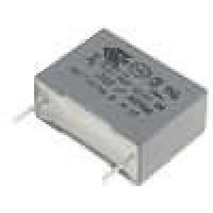 MKPY2-22NR15 Kondenzátor X1,Y2,polypropylénový 22nF 15mm ±20% -40-110°C
