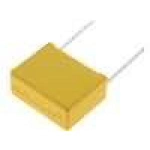 MPBX2-1UR22 Kondenzátor X2,polypropylénový 1uF 22,5mm 26,5x13x23mm