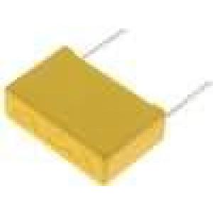 MPBX2-330NR22 Kondenzátor X2,polypropylénový 330nF 22,5mm 26,5x7x16mm