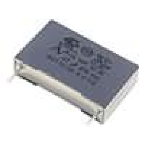 R46KN347000N0K Kondenzátor X2,polypropylénový 470nF 22,5mm 26,5x7x16mm