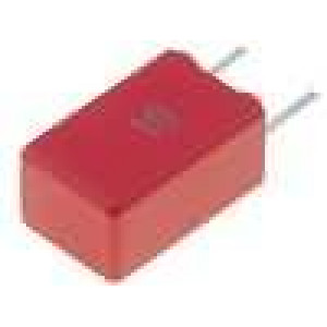 Kondenzátor polyesterový 22nF 200VAC 400VDC rozteč 5mm