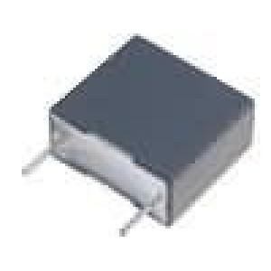 Kondenzátor polyesterový 100nF 400V rozteč 10mm