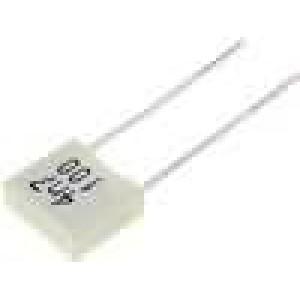 Kondenzátor polyesterový 4,7nF 100V rozteč 5mm