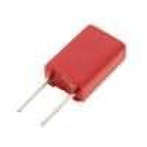 Kondenzátor polyesterový 2,2uF 50V rozteč 5mm