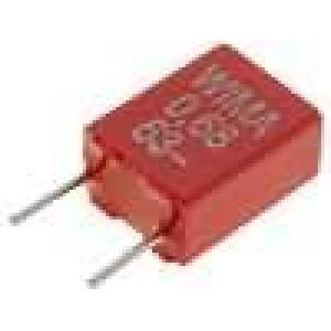 Kondenzátor polyesterový 680nF 40VAC 63VDC rozteč 5mm