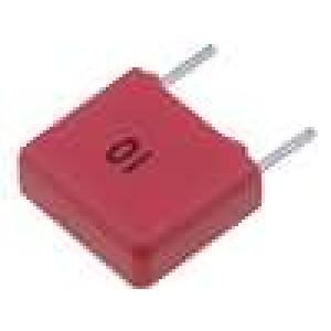 Kondenzátor polyesterový 22nF 200VAC 400VDC rozteč 7,5mm
